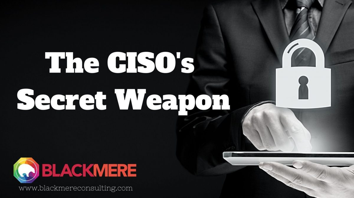 ciso secret weapon